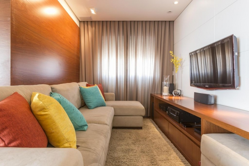 Dicas para decorar a sala de estar pequena casa sol - Decorar salita de estar pequena ...
